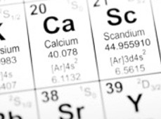 calcium in periodic table