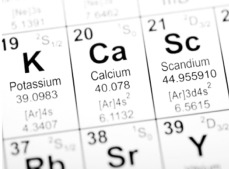 potassium in periodic table